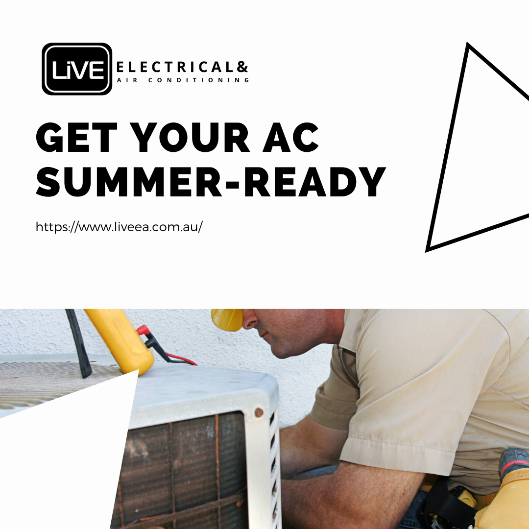 Get Your AC Summer-Ready With These 6 Simple Steps